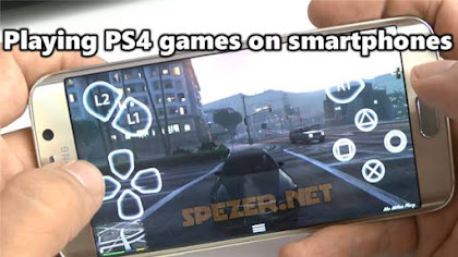 Main Game PS 4 di Smartphone Android