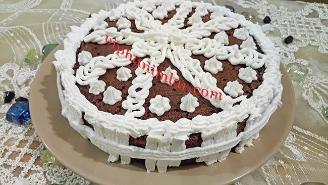 Kara Kız Tatlısı Tarifi - www.viphanimlar.com