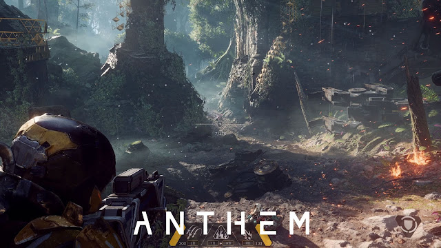 """""""Anthem"""" Game nhập vai hành động HD 4K 2019"""
