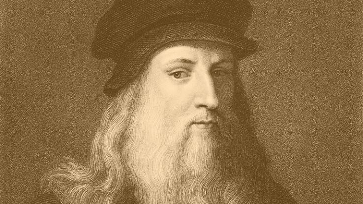 Misteri Leonardo Da Vinci, Orang Paling Jenius di Muka Bumi