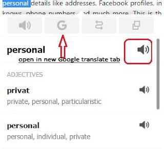 Cara Menerjemahkan Dengan Menggunakan Instant Translate