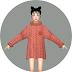 Child_Long Sweater_Unisex_롱 스웨터_어린이 남녀 공용 의상