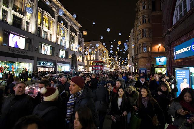 Oxford street-Londra