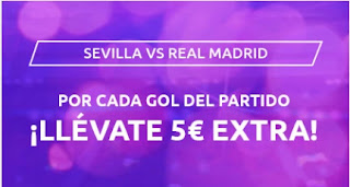 Mondobets promo Sevilla vs Real Madrid 5-12-2020