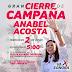 ¡Te invito al gran cierre de campaña! Este Miercoles 2 de Junio en Ciudad Obregón: Anabel Acosta