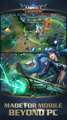 Mobile Legends Mod Apk Android