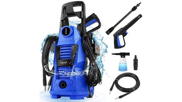 Suyncll 2300PSI Electric Pressure Washer