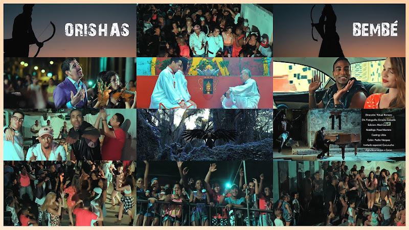 Orishas & Yomil y el Dany - ¨Bembé¨ - Videoclip - Dirección: Yotuel Romero. Portal Del Vídeo Clip Cubano