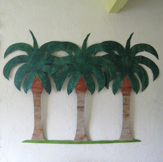 Best performance in palm tree decor