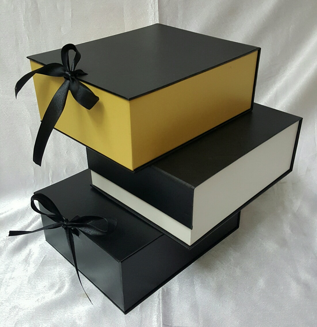 Black Gift Boxes Singapore Gift Boxes A5 Size Flip Cover Boxes