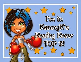 Brandon, Age 8, Top 3 at Kenny's Krafty Krew