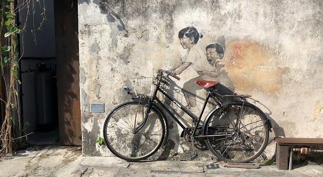 Penang: Sound of street art