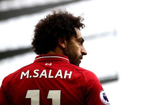 صلاح يتوج بجائزة أفضل لاعبي الدوري الإنجليزي في ديسمبر من رابطة المحترفين