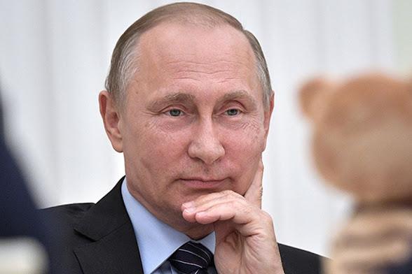 Putin estará en el poder hasta el 2036