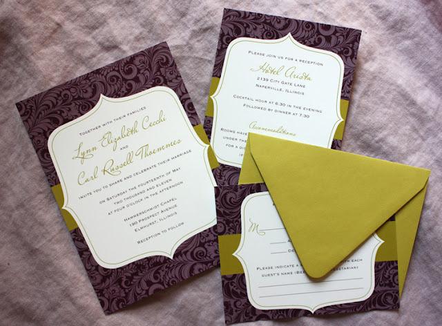 Wedding Invitation Wording 2
