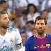 Revealed: Checkout What Messi told Ramos During Barcelona's Spanish Super Cup Defeat