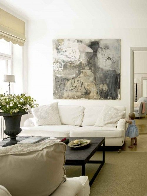 Lovely timeless and tranquil interior design and decorating ideas
