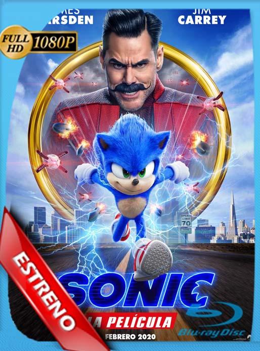 Sonic: La Película (2020) HD [1080p] Latino [GoogleDrive] SilvestreHD