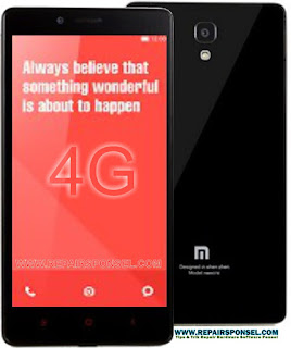 Cara Hard Reset Xiaomi Redmi Note 4G