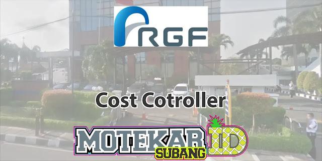 Lowongan Kerja Cost Controller Construction Subang 2019