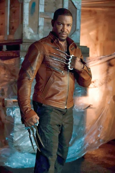 BRONZE TIGER (MICHAEL JAI WHITE)