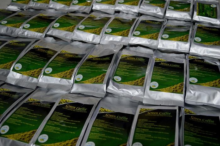 distributor green coffee
