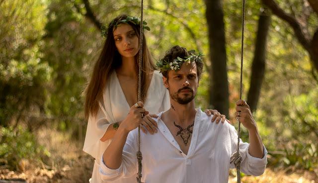 Matthew Gray Gubler Angela Sarafyan Richard Bates Jr.   King Knight   Fantasia International Film Festival 2021