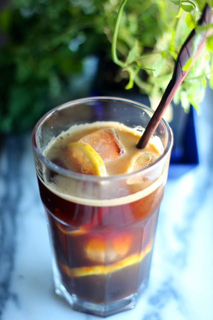 Refresco de Caf� ou Mazagran