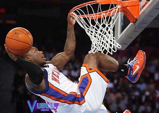 Teknik Dasar Permainan Bola Basket Slam Dunk Shoot