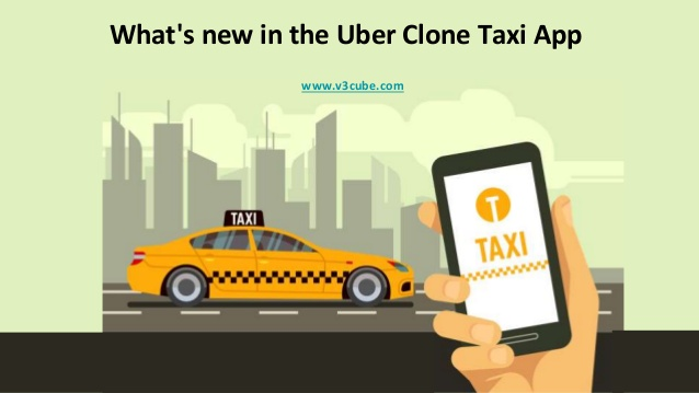 Uber Clone App, Taxi Booking Software, Uber Clone Script Nulled