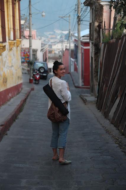 Christine Tjahjadi Lopez Xela Guatemala
