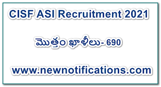 CISF_ASI_Recruitment_2021