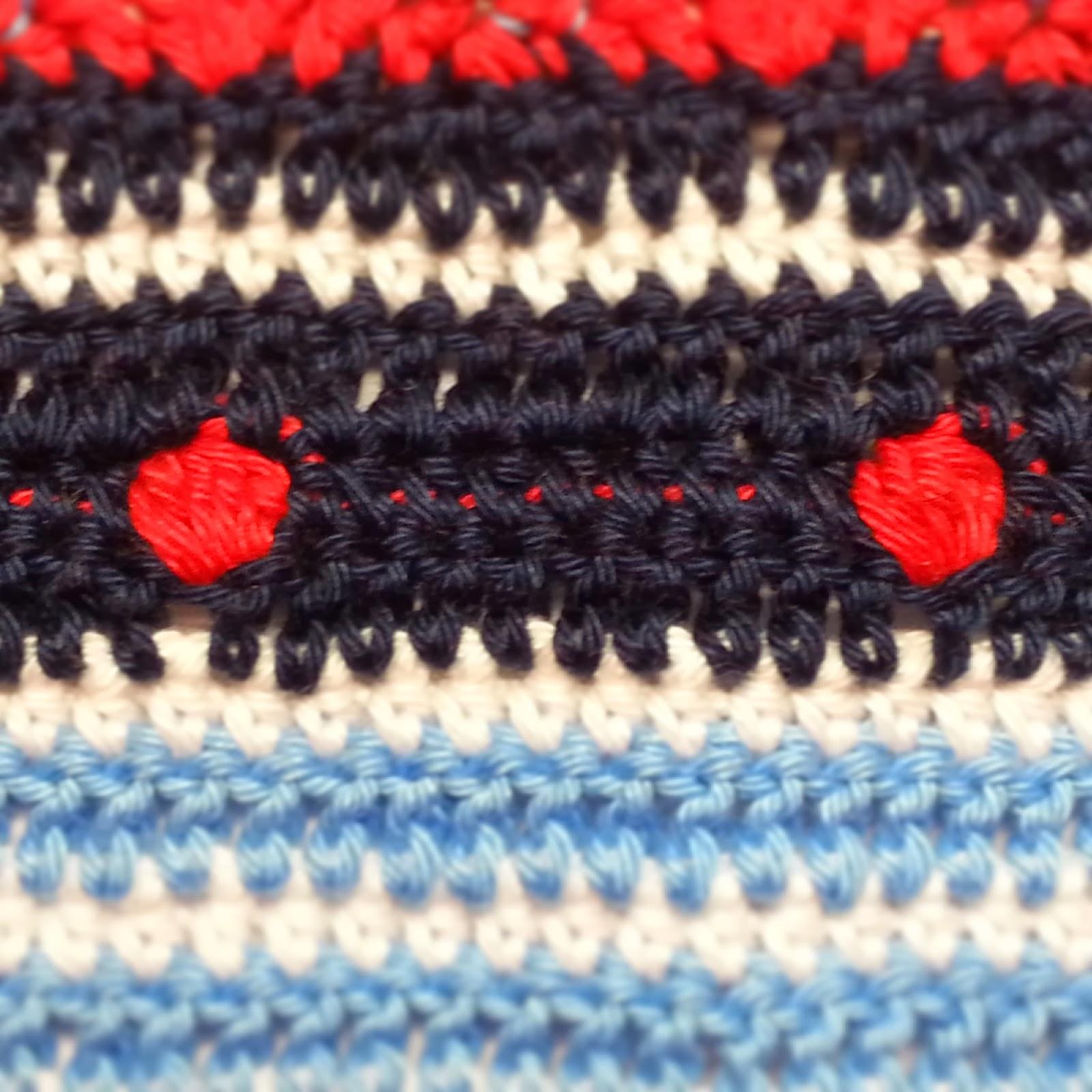 De Creatieve Wereld Van Terray Crochet Along Week 9