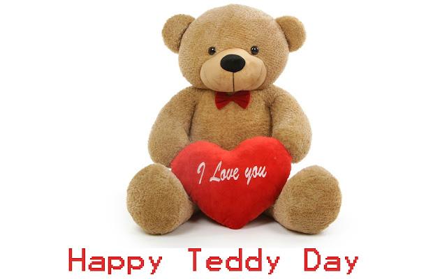 Teddy Day Wallpaper Hd