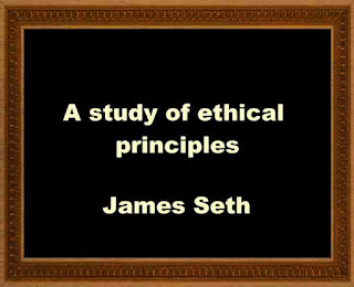 A study of ethical principles by James Seth