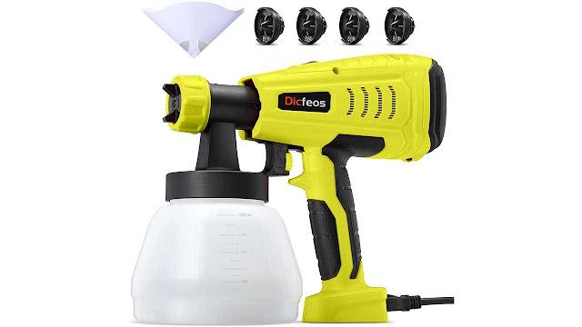 Dicfeos Handheld Paint Sprayer