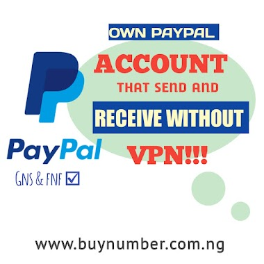 Hire Us!!!  Own Paypal Account that can send and receive gns or fnf funds