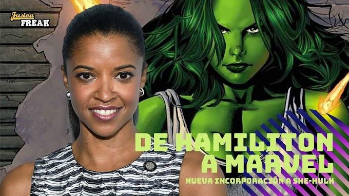 La actriz Renee Elis se incorpora al elenco de She-Hulk