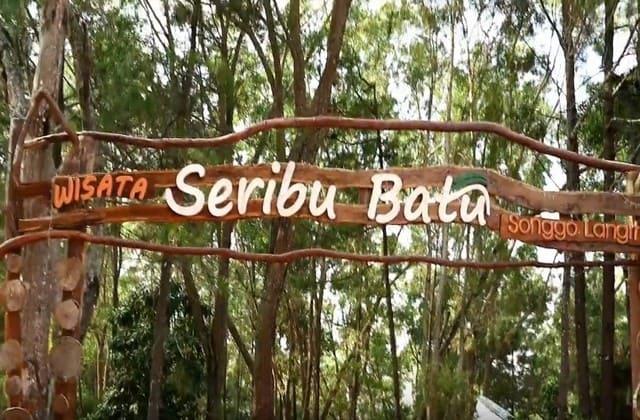 Keindahan Alam dan Sensasi Rumah Hobbit di Wisata Seribu Batu Songgo Langit Yogyakarta