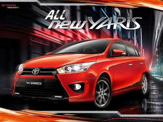Toyota Raden Inten