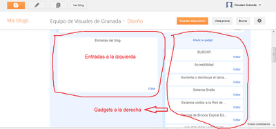 Resultado de imagen para diseño en blogger
