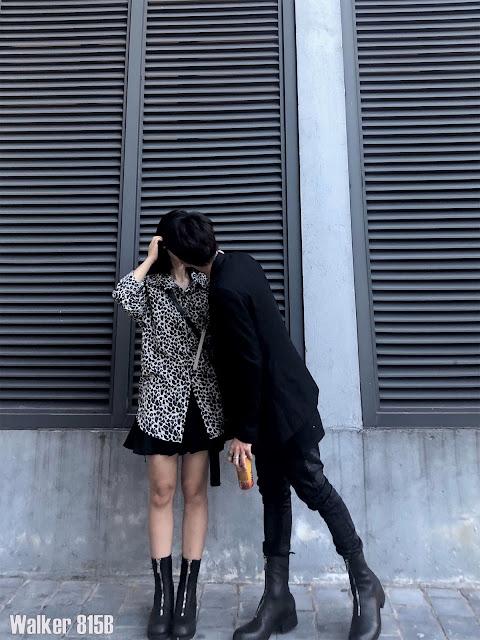 [Walker Collection] Bành Ra Hoàng #Couple on Walker 815B