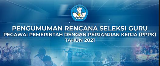 PPPK Guru tahun 2021