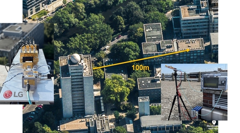 LG successfully demos 6G data transmission in Berlin