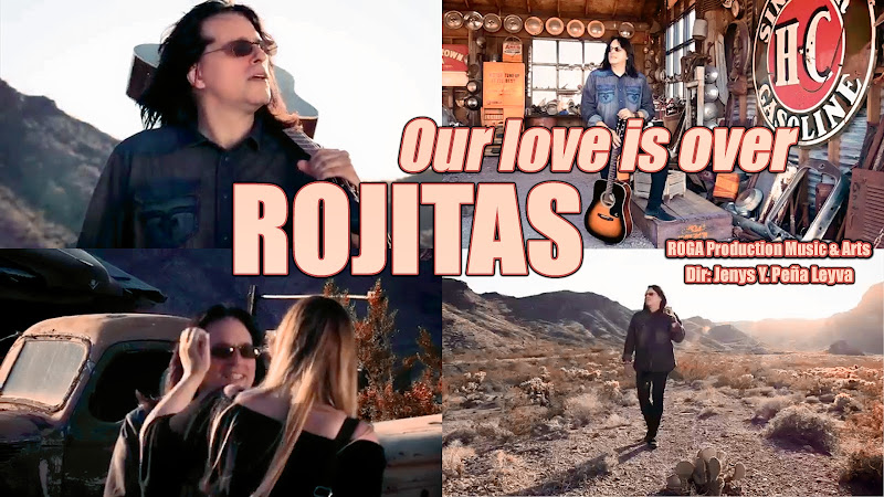 Rojitas - ¨Our love is over¨ - Videoclip - Director: Jenys Y. Peña Leyva. Portal Del Vídeo Clip Cubano