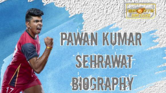 Pawan Sehrawat Biography | Age, Family, Career, Height and more.