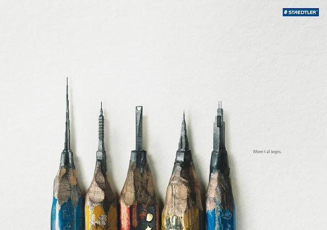 鉛筆の芯がサグラダ・ファミリアに?鉛筆アートに込められた意味とは?【a】