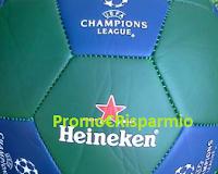 Logo Heineken ti regala il pallone Uefa Champions League