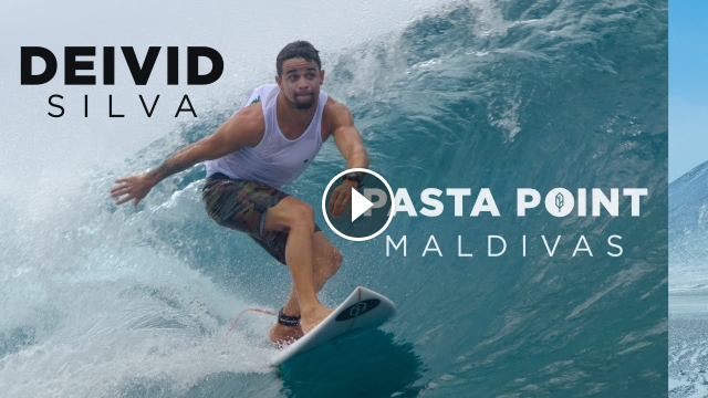 DEIVID SILVA PASTA POINT MALDIVAS
