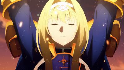 Sword Art Online: Alicization - War of Underworld Episode 6